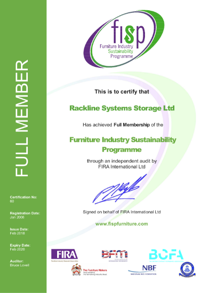 FISP - Furniture Industry Sustainability Programme