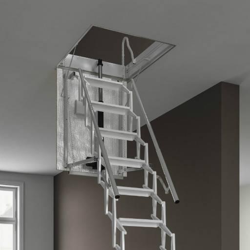 Electric loft ladder range has grown