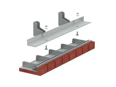 Ancon MDC Nexus Brick Faced Support System