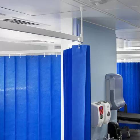 YewdaleHarrier® disposable cubicle curtain