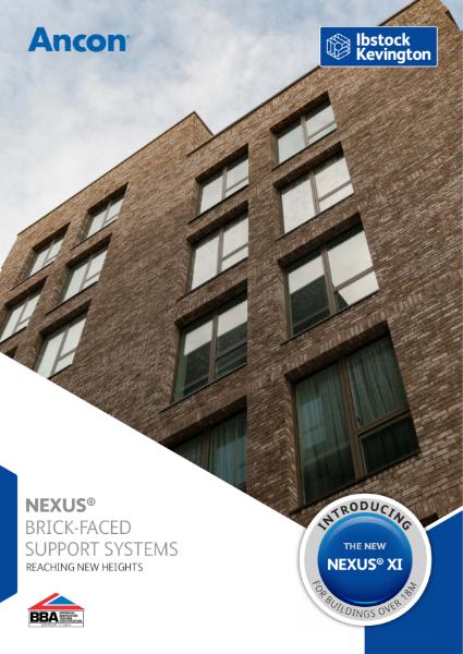 NEXUS Next Generation Brick Faced Support System