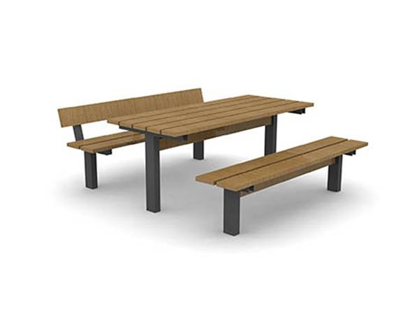 Plymouth Picnic Benches and Table