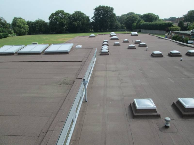 School Benefits From New Thermally Efficient Insulation
