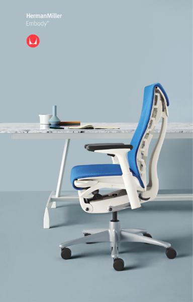 Embody Chairs - Brochure