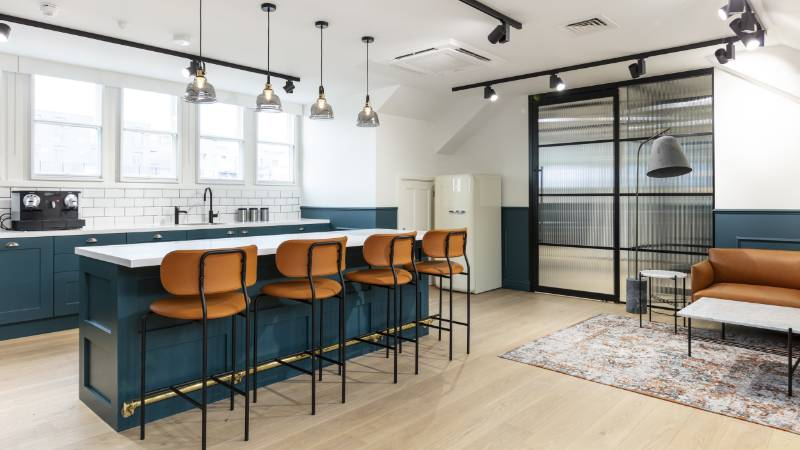 IVC Commercial Overcomes the Challenge at London Offices