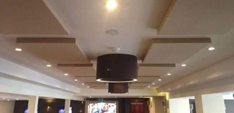 Reducing Noise at Hoebridge Golf Centre