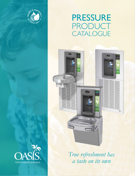 Oasis Drinking Fountain Brochure