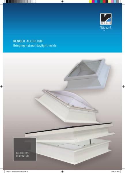 Alkorlight rooflights
