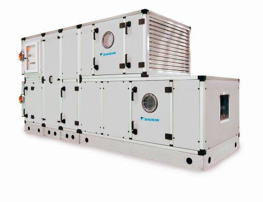 Daikin Applied D-AHU Professional Double Deck