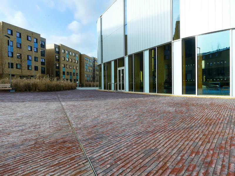 A Fitting Campus for the 21st Century