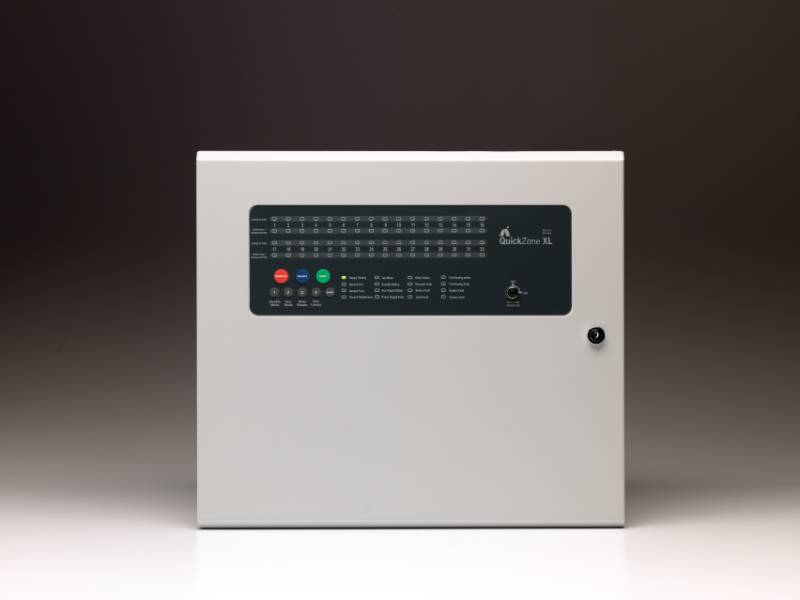 QuickZoneXL32 - Conventional fire panel