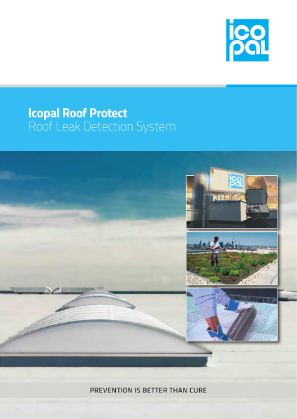 Icopal Roof Project Roof Leak Detection System