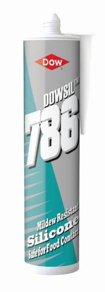 DOWSIL™ 786 Mildew Resistant Silicone Sealant