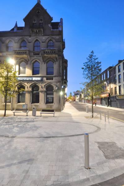 Streetscape® High Strength Bedding Concrete