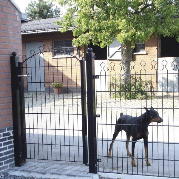 Decofor single swing gate