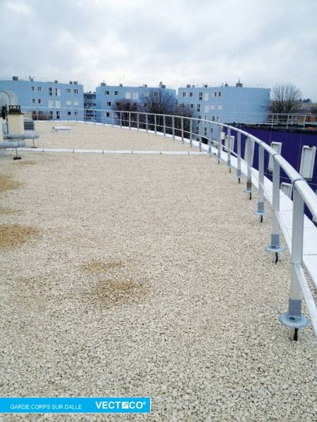 Select Access® Top Fixed Guardrail