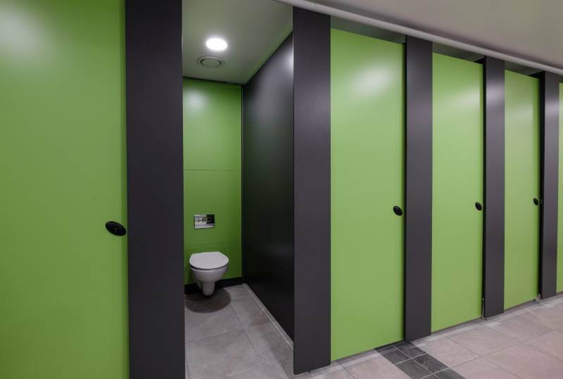 Forté Toilet Cubicles