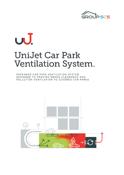 UniJet Car Park Ventilation System Brochure