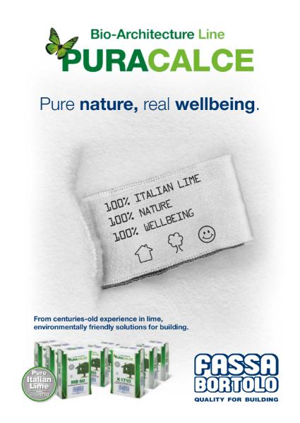 Puracalce - Bio-Architecture line