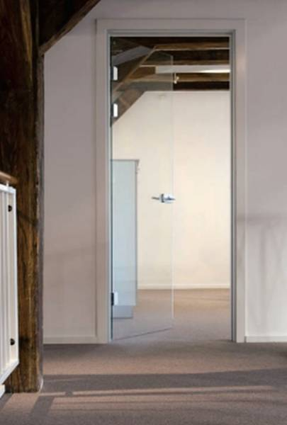 Indeglås Doors Single - DG Glazed - GD