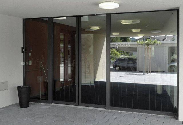 SLX/ PSW Energy Efficient Automatic Sliding Door System