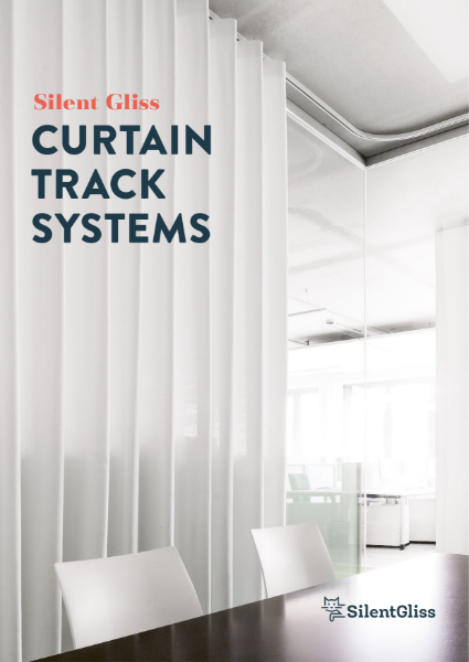 Curtain Track Systems Brochure by Silent Gliss