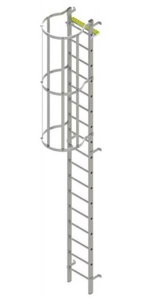Fixed Vertical Ladder Type BL-WH (Aluminium)