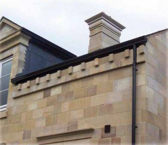 Mustang Continuous Gutter System