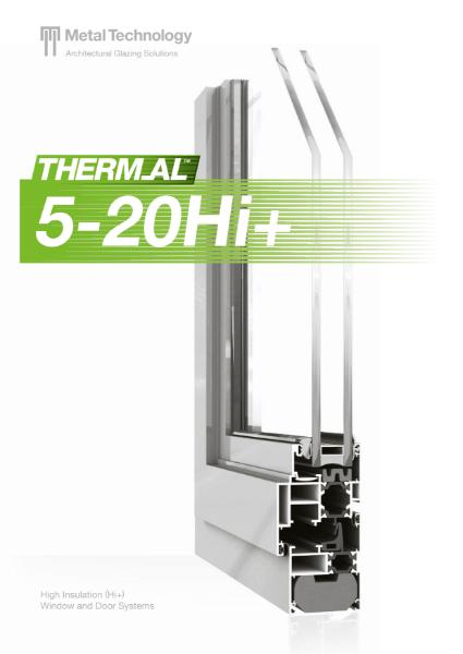 Aluminium Tilt & Turn Window System