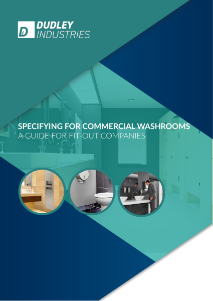 Washroom Accessories - A guide for fit out companies