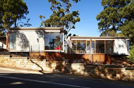 Stonyfell Watertank House, SA - Grand Designs Australia