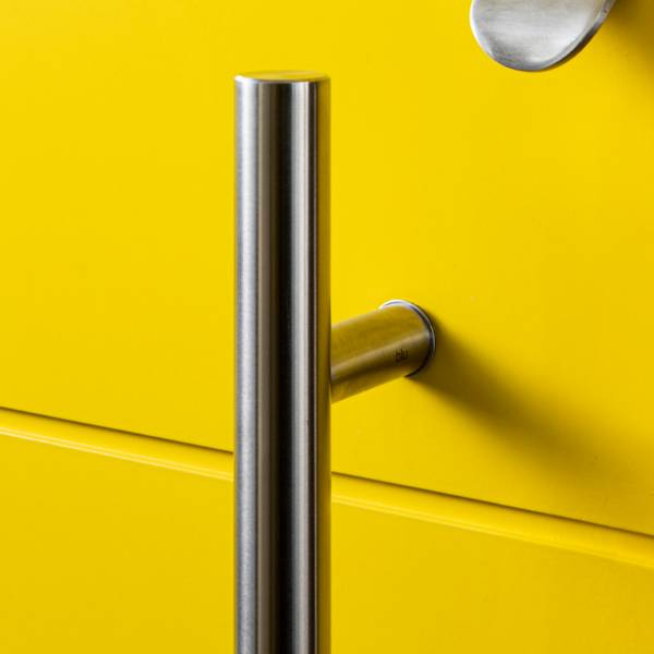 BLU 316 Marine Grade Stainless Steel Door Hardware Comes to the Rescue in Whitstable