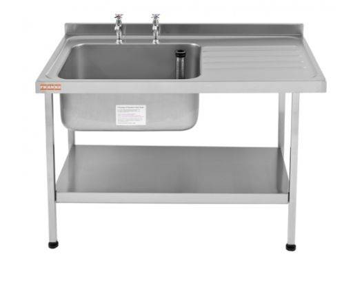 Catering Sink - Midi (Single Drainer)
