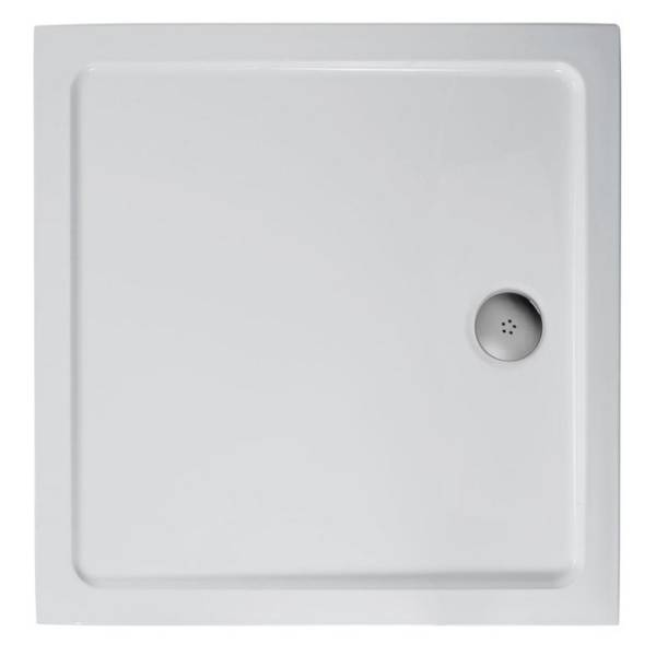Simplicity Low Profile Square Flat Top Shower Tray