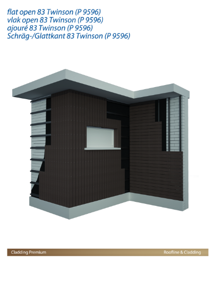 Twinson Premium Cladding Technical File