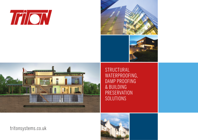 Triton Systems - Overview brochure
