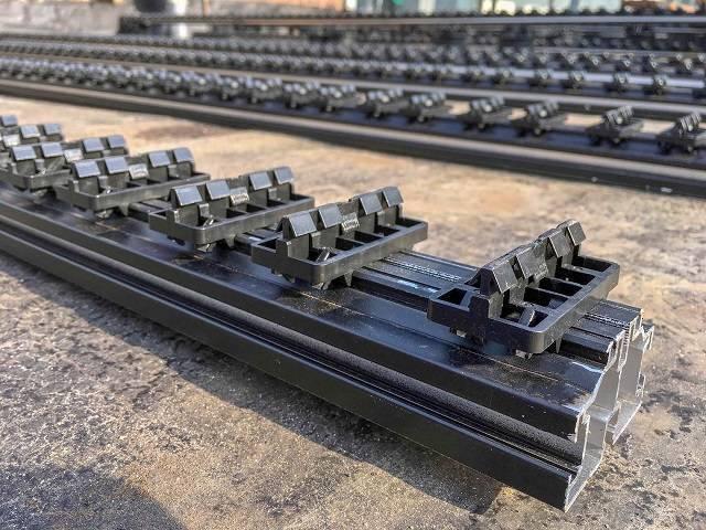 Grad Flat Rail