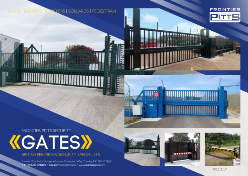 IWA 14 & PAS 68 HVM Gates Product Guide