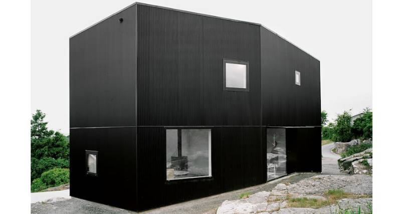 Tumle residential home near Gothenburg, Sweden
