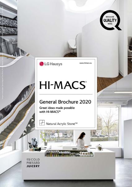 HI-MACS General Brochure 2020