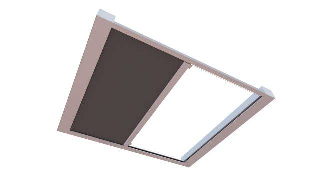 Dolomite Blind® Rooflight