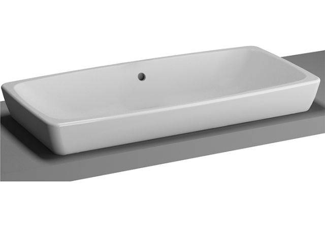 VitrA M-Line Counter-top Washbasin, 80 cm, 5669