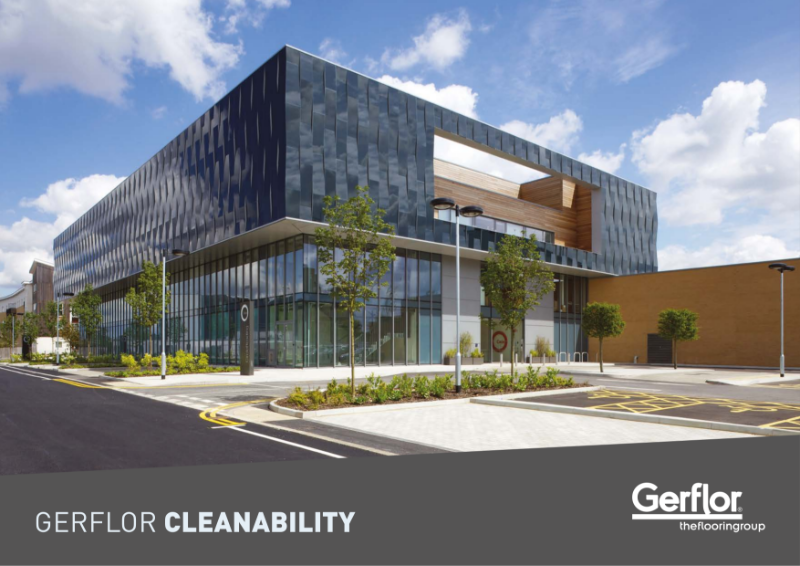 Cleanability Brochure