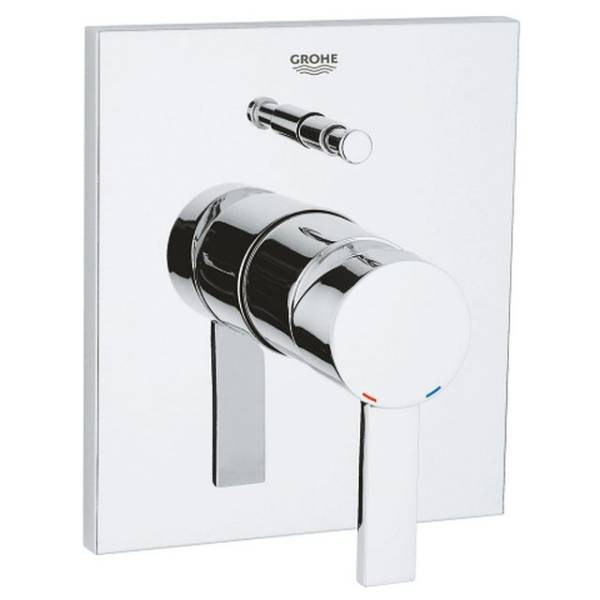 Allure Single-Lever Bath Mixer Trim