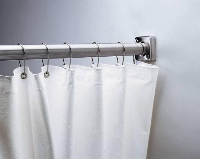 Vinyl Shower Curtains B-204-2, B-204-3