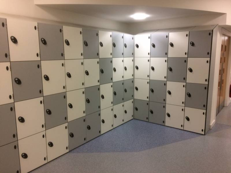 Premier Range Locker - Six Tier