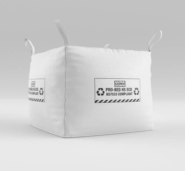 Ultrascape Pro-Bed HS ECO Bulk Bag Enviromentally Friendly Bedding Mortar
