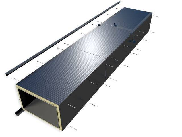 FIREPRO® Fire Duct Systems - Fire Duct Slab