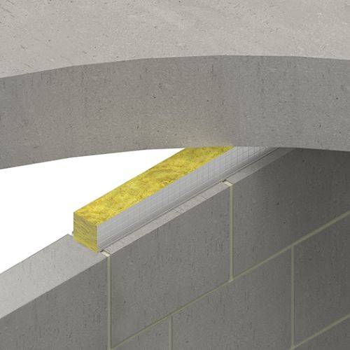 SIDERISE TW Firestops for Tops of Walls