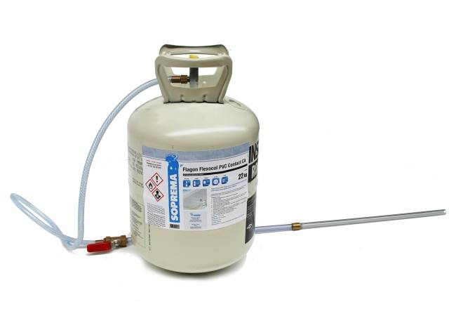 Flagon Flexocol PVC Contact CA